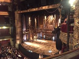 Cibc Theater Seating Chart Obstructed View Limited View Seating In Chicago Hamiltonmusical