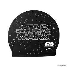 Star Wars Logo Junior Swim Cap