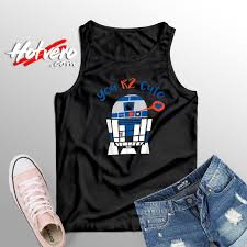 R2d2 valentine's day plush for the true star wars fan, especially if you love r2d2, this is a must have for valentine's day. Star Wars R2 D2 Valentines Day Unisex Adult Tank Top Hotvero Com