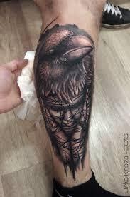 Tetování Maska Orla Tetování Tattoo
