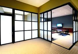 privacy glass glass privacy walls and partitions in office add privacy glass front door