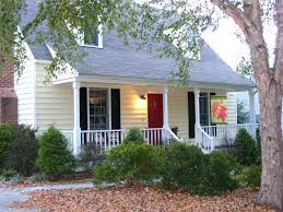 red front door white house. White Houses With Red Doors Light Yellow House Trim Black Shutters Door Front
