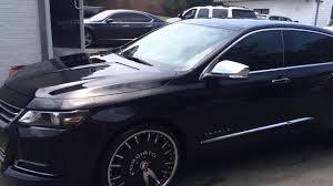 2014 Chevy Impala LTZ Forgiato - YouTube