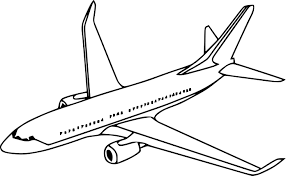 Coloriage Avion Gratuit Imprimer