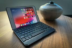 Ipad Lighted Keyboard Case Zagg Folio Keyboard Case For Ipad Mini 5 Review Macworld