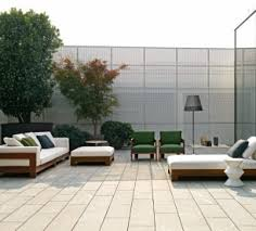 minotti outdoor furniture. Alison Iroko Outdoor Minotti Furniture
