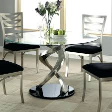 stylish round dining table modern glass dining table amazing modern glass dining tables with table plans 2 stylish dining table