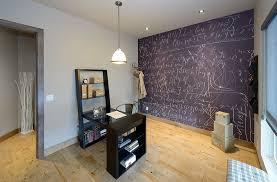 home office wall ideas. Chalkboard Paint Ideas Transform Modern Home Office Wall R