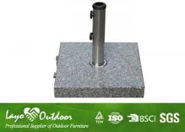 outdoor umbrella holder. Quality Stand Alone Granite Umbrella Base , Outdoor Holder Light Weight For Sale O