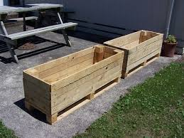 Small Picture Best 25 Pallet planters ideas on Pinterest Herb garden pallet