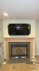 corner gas fireplace with tv above le 5a5f6dfc5af1d 24