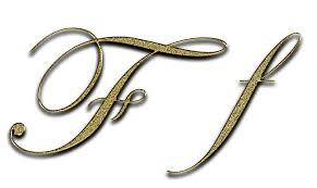 Letter F Gold Free Image On Pixabay