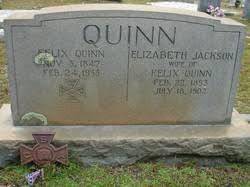 Felix Quinn (1847-1933) - Find A Grave Memorial