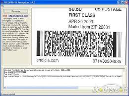 0 Free 1 0 Pdf417 Download Recognizer 0 Recognizer
