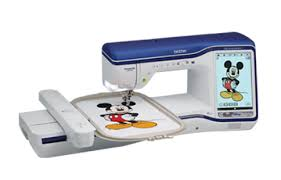 Sewing Embroidery Combo Machines