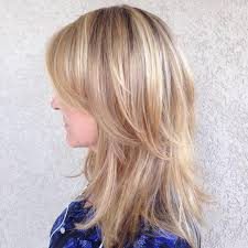Photo Gallery Of Medium Hairstyles For Thin Fine Hair Viewing 15 Of