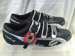 Carnac Shoe Size Chart Carnac Notus Road Cycling Shoes Black Silver Uk Size 12 Eu