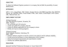 Quality Engineer Resume Doc From Professional Cv Template Free Resume