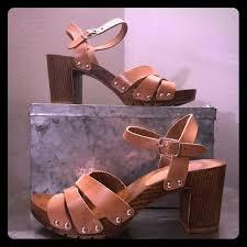 Miz Mooz New Platform Heel Size 37 6 5 Or 7 Us