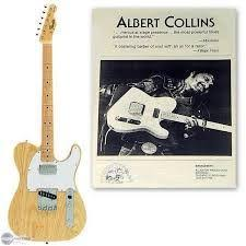 """2016 beryl porter s in one ear there has never been and never be again a bluesman quite like albert collins """"the master of the telecaster """" although he went largely unrecognized by"""