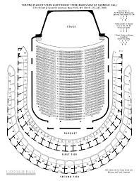 Carnegie Hall Stern Seating Chart Isaac Stern Carnegie Hall Seating Chart Auditorium Seating