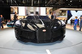 Did ronaldo make the right choice choosing the bugatti centodieci instead of the la voiture noire? Cristiano Ronaldo Is Reportedly The Owner Of Bugatti S One Of One La Voiture Noir Carscoops