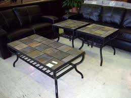 best 20 of round slate top coffee tables