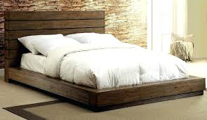 low profile wooden bed frame – bestbedbugheattreatment.club