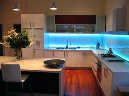 direct wire led under cabinet lighting kichler kitchen lights 120v puck
