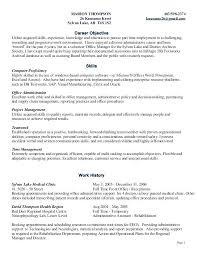 Skills Based Resume Template One Page Resume Template Skills Based