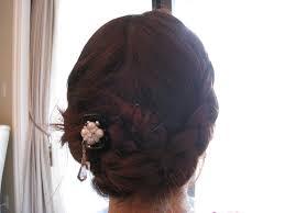 結婚式 髪型 ロング