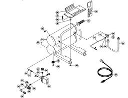 Air pressor assy parts