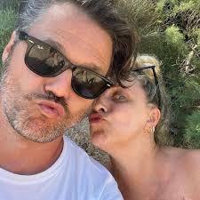 Katia Follesa col marito Angelo Pisani e la figlia Agata: foto private