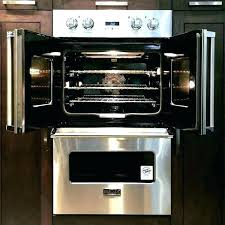 24 inch double wall oven electric inch double wall oven wall oven reviews french inch double