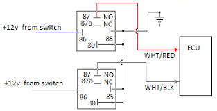 do i need a flyback diode an automotive relay electrical enter image description here