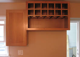 Wine Racks For Cabinets Kitchen Cabinet Wine Racks Monsterlune