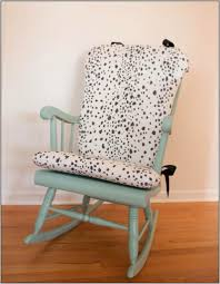 bentwood rocking chair cushion pattern
