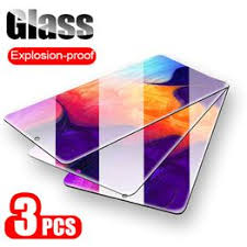 3PCS Full Cover Tempered Glass For Samsung Galaxy A51 ... - Vova