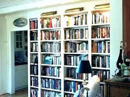 bookshelf lighting. Library Bookcase Lighting Bookshelf Ideas For A