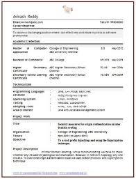 Sample Resume For Fresher Software Engineer   Free Sample Resumes Over       CV and Resume Samples with Free Download   blogger