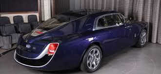 $13 Million Rolls Royce Sweptail At Rolls Royce Abu Dhabi Motors   DPCcars