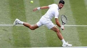 Novak Djokovic One Set From Historic ...