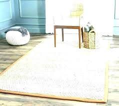 burlap bleached jute rug ivory basket weave area image of for entryways looking rugs round jasmine black ent