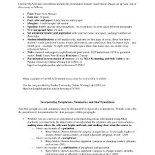 how to quote and cite a poem in an essay using mla format step   how to write an essay using mla format example essay in mla format narrative example