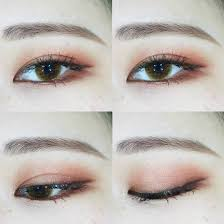 korea eyes make up ulzzang dyeo e