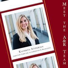Carlson MBA - Meet Kathryn Andersen! Kathryn has been... | Facebook