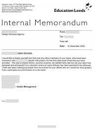 Internal Memo Samples Sample Of Internal Memo To Staff Format Memory Android An Apk For