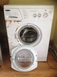 hotpoint washing machine faults. Plain Hotpoint Hotpoint WD64 Washing Machine Dryer  Working But Broken Door Hinge To Washing Machine Faults