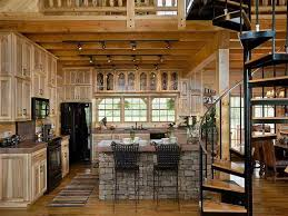 cabin kitchen ideas. Popular Of Cabin Kitchen Ideas Cool Design On A Budget With Log Home Garden |