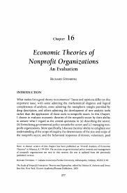 Cover Letter For Non Profit Organization And For Non Profit